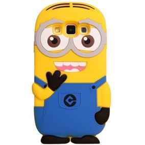 Funda Samsung Grand Prime Botarga Minion
