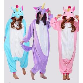 Kigurumi Pijama Enterizo Cosplay Unicornio Pokemon Panda