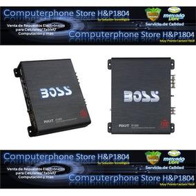 Planta Amplificador Monoblock Boss De 1100 Watts Nueva