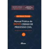 Livro - Manual Prático Do Novo Código De Processo Civil