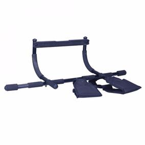 Barra Porta Multifuncional 2 Tipoias Exercícios Musculação