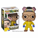 Funko Pop Walter White Cook Suite Breaking Bad Protector