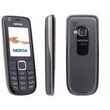 Celular Nokia 3120 3g Bluetooth Fm Somente Claro+garantia