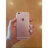 Original Iphone 6s De 64gb Rosado Rosa Rose Libre