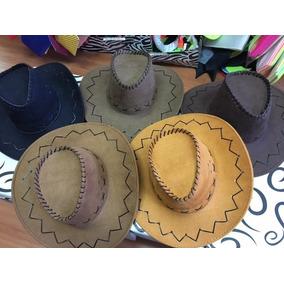 Sombrero Vaquero (pack X 2) Excelente Calidad Y Precio !!!