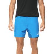 Short Esportivo Running Masculino Run Azul