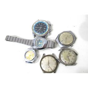 Lote De Relojes P/reparar O Repuestos B046