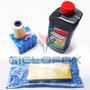 Kit Service Castrol Filtro Aceite + Aire Bajaj Rouser Ns 200