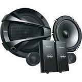 Set De Medios Sony Xplod Xm-n1620c Bocinas 6.5