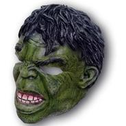 Mascara De Latex Increible Hulk Vengadores Avengers Marvel
