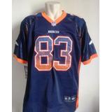 d18032eae3 Camiseta Nike Wes Welker Denver Broncos Player Name - Camisetas de ...