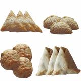 Comida Turca - Muerra - Sambusek - Boios - Sabanij (fatay)
