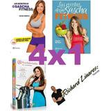 Los Secretos + Las Recetas De Sascha Fitness + Soy Saludable
