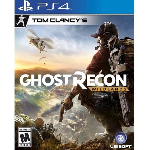 Tom Clancy's Ghost Recon Wildlands Ps4 Juego Original Fisico