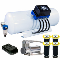 Kit Ar Tebao 10mm Compressor Premium - Corsa 2007