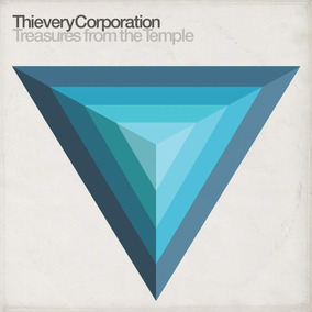 Thievery Corporation Treasures From The Temple Vinilo Doble