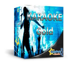 Karaoke Mega Pack Pistas Karaoke 60 Gb Gold 2017