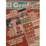 El Grafico 3393 Y 3394 Deportivo Español Campeon 1984