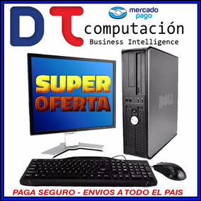 Computadora Restarada A Nueva Lcd 17 2 Gb 160 Hd+ Juegos