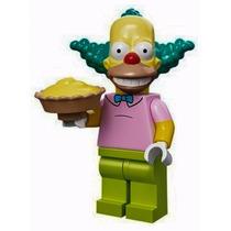 Lego Simpsons Minifigura Los Simpson En Sobre