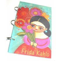 Frida Kahlo, Kitty, Betty Boop Carpeta Tamaño Esquela