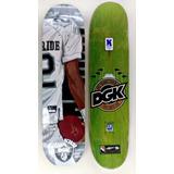 Shape Skate Dgk Maple Canadense Importado Marcus Mcbride 8.0
