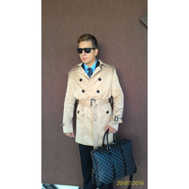Casaco Treanch Coat Masculino