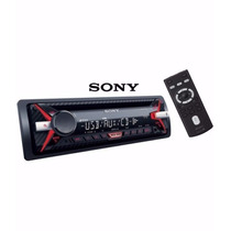 Cd Mp3 Player Automotivo Sony Xplod Cdx-g1170u Usb Som