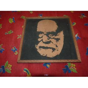 Cuadro Freud Artesanal