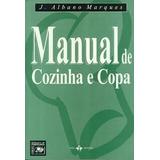 Livro Manual De Copa E Cozinha + Brinde*