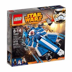 Lego Star Wars 75087 Anakin Como Jedi Starfighter Educando