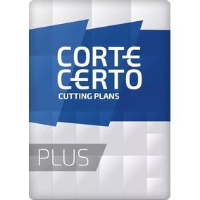 Corte Certo Plus 2014 Plano De Corte + Curso