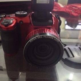 Câmera Semi Profissional Fujifilm Finepix S4800