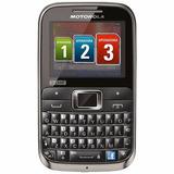 Kit 10 Capa Tpu Aparelho Smartphone Motorola Ex117 Ex116