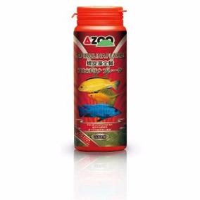 Alimento Azoo 9 In 1 Spirulina Flakes 120ml/20g