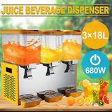54l Jugo Bebidas Dispensador Limonada Fruta Jet Spray