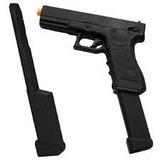 Magazine Estendido Glock Cyma + Saco De Bb. King 4000