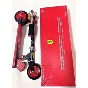 Patin Del Diablo Ferrari Mesuca+regalo+e. Gratis