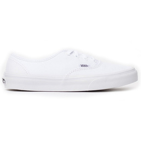 Tenis Vans Authentic True White Rl121