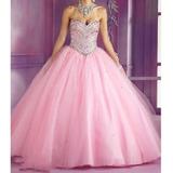 Vestido Quinceañera - Amplia Variedad De Colores