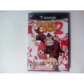 Donkey Konga 2 Original Completo Para Nintendo Game Cube