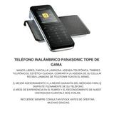 Inalámbrico Panasonic Tope De Gama, Agenda Con Su Celular.