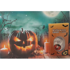 Lentes De Contacto Halloween Disfraces Monstros Reptil
