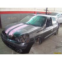 Chocados Renault Clio