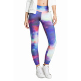 Calça Legging Mold Clouds Gym Live