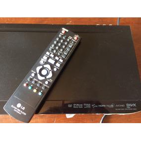 Bluray Lg Bd611 Con Control, Con Cable Hdmi