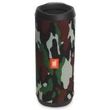 Caixa De Som Bluetooth A Prova Dagua Jbl Flip 4 Squad 16w