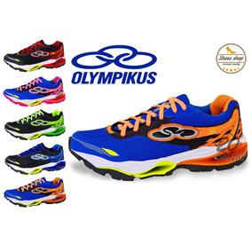 Tênis Olympikus Masculino E Feminino Promoção Lançamento2018