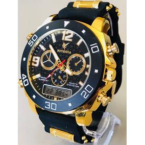 d130b1d3be1 Relogio Surfline Aco Borracha 50 - Relógios no Mercado Livre Brasil