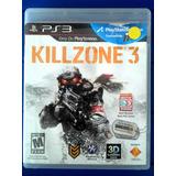 Juego Killzone 3 Original En Caja Ps3 Despachamos Hoy